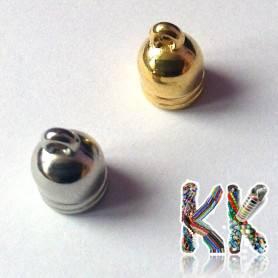 Koncovka vlepovací - zvonová - vnitřní ∅ 6 mm