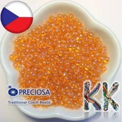 Rokajl Preciosa - 6/0 - průhledný