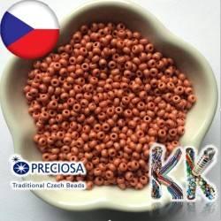 Rokajl Preciosa - neprůhledný - 7/0 - ∅ 3,5 mm