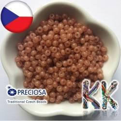 Rokajl Preciosa - 6/0 - průsvitný perleťový