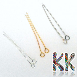 Železné ketlovací jehly - 30 mm - množství 1 g (cca 10 ks)