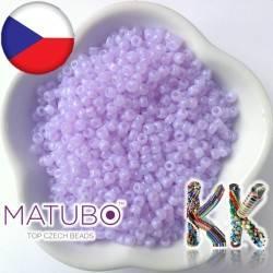 Rokajl MATUBO™ - průsvitný - 8/0 - ∅ 3,1 mm