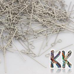 304 Nerezová ketlovací jehla - 40 mm - množství 1 g (cca 11 ks)