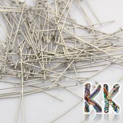 Nerezový ketlovací nýt - 40 mm - množství 1 g (cca 11 ks)
