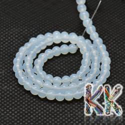 Opálové korálky - kulička - ∅ 8 mm