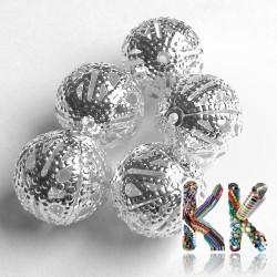 Filigránový korálek - kulička -∅ 14 mm