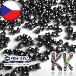 PRECIOSA Pellet™ - neprůhledné perleťové