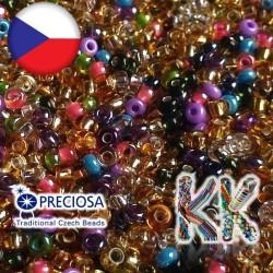 Rokajl Preciosa - 9/0 - 10/0 - mix