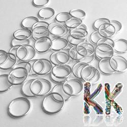 Spojovací kroužky - ∅ 10 mm (2 ks)