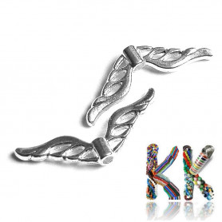 Andělská křídla - 22 x 7 x 2 mm