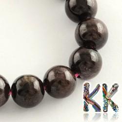 Granátové korálky - kulička - ∅ 8 mm