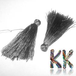 Polyesterový střapec - 37 - 45 x 5 mm