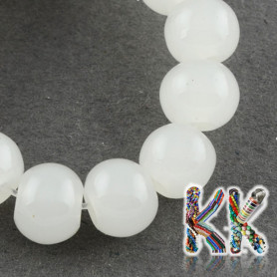 Imitace nefritu - kuličky - ∅ 8 mm