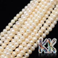 Přírodní perly - ∅ 8-9 mm - kvalita AAA