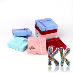 Krabička na náramky - 9 x 9 x 2 cm