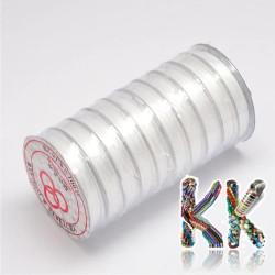 Elastické vlákno - ∅ 0,8 mm - návin 10 m