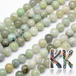 Přírodní jadeit - ∅ 8 mm - kulička