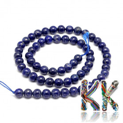 Přírodní lapis lazuli - ∅ 10 mm - kulička