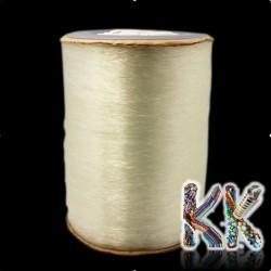 Polyesterové vlákno - čiré - ∅ 1 mm - návin 1000 metrů