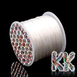 Elastické vlákno - ∅ 0,8 mm - návin 45-50 m