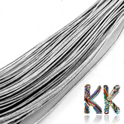 Bavlněná šňůrka voskovaná - ∅ 1 mm - po 1 m