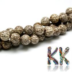 Bodhi korálky - ∅ 8 mm