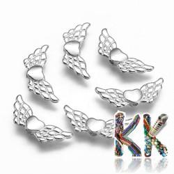 Andělská křídla - 22 x 9 x 2 mm
