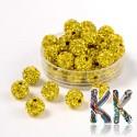 Shamballový korálek - ∅ 8 mm