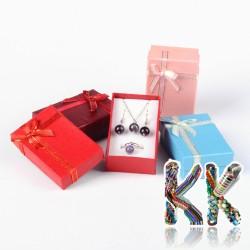 Krabička na sadu šperků - 8,3 x 5,2 x 2,8 cm