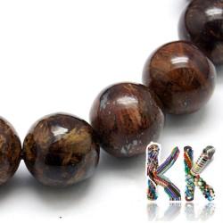 Přírodní zlatá měď - ∅ 10 mm - kulička