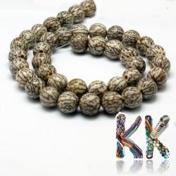 Bodhi korálky - ∅ 10 mm