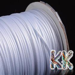 Voskovaná korejská polyesterová šňůrka - ∅ 1 mm - návin 83 metrů
