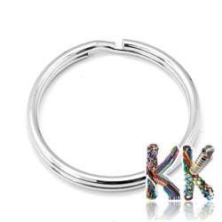 Železný kroužek na klíče - ∅ 30 mm