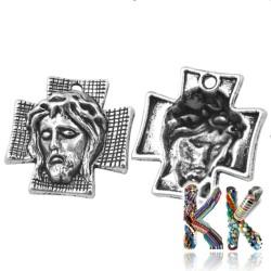 Přívěsek nilský kříž- 24 x 22 x 7 mm