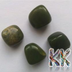 Nefrit - nevrtaný bez dírky - 13-17 x 13-17 x 13-17 mm