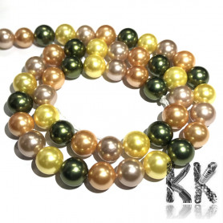 Lasturové perly - kuličky - ∅ 8 mm- kvalita A