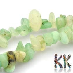 Přírodní hemimorfit - zlomky - 6-13 x 5-13 x 2-6 mm - váha 5 g (cca 7 cm)