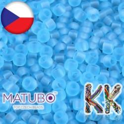 Rokajl MATUBO™ - matný neprůhledný - 7/0 - 3,5 mm