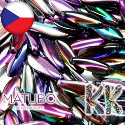 MATUBO™ JAZÝČKY - magická linka - 5 × 16 mm