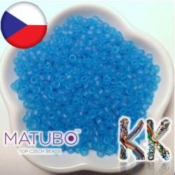 Rokajl MATUBO™ - matný průhledný - 7/0 - ∅ 3,5 mm