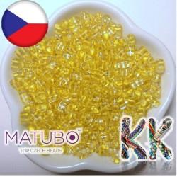 MATUBO™ RULLA - průhledná s průtahem - ∅ 3 x 5 mm