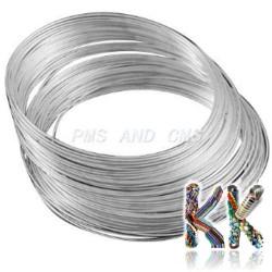 Náhrdelníkový paměťový kruh - ∅ 115 mm (1 otočka)