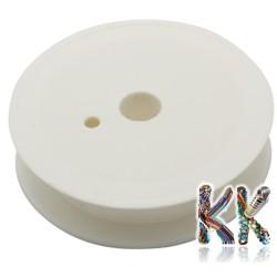 Špulka - kruhová - ∅ 67 x 15,5 mm