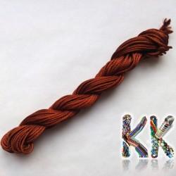 Nylonová bavlnka - ∅ 2 mm - návin 12 m