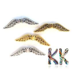 Přívěsek křídla - 31 x 8 x 3 mm