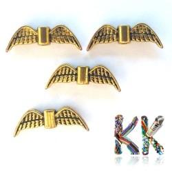 Přívěsek křídla - 21 x 8 x 3 mm