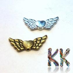 Přívěsek křídla - 22 x 9 x 2 mm