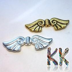 Přívěsek křídla - 43 x 14 x 3 mm