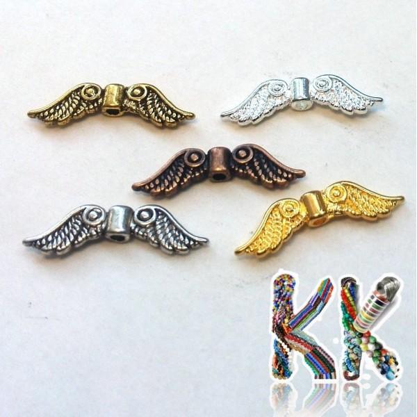 Andělská křídla - 22 x 7 x 3 mm