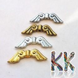 Andělská křídla - 21 x 8 x 2 mm